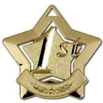 1st Star Medal 60mm AM711